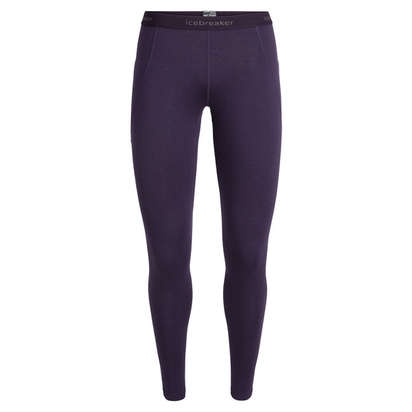 Icebreaker WMNS 260 ZONE LEGGINGS Dam