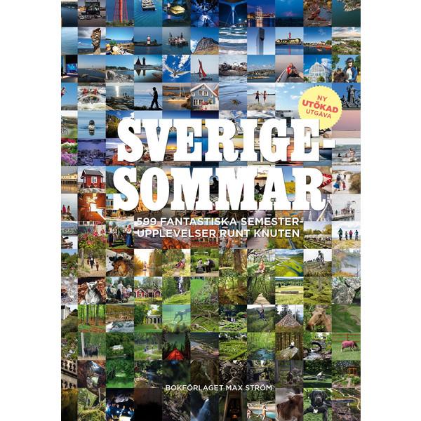 Bokförlaget Max Ström SVERIGESOMMAR