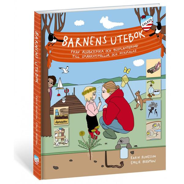 Calazo BARNENS UTEBOK - Barnbok