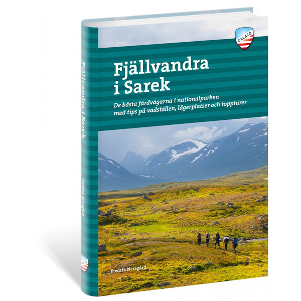 Calazo FJÄLLVANDRA I SAREK 2A ED - Reseguide