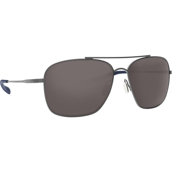 Costa Del Mar CANAVERAL - BRUSHED GRAY FRAME Unisex