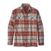BUCKSTOP PLAID: ROOTS RED