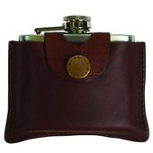 Barbour 4OZ HINGED HIPFLASK  -