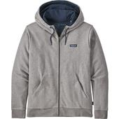 Patagonia M' S P-6 LABEL FRENCH TERRY FULL-ZIP HOODY Herr -