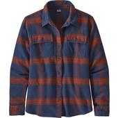 Patagonia W' S L/S FJORD FLANNEL SHIRT Dam -