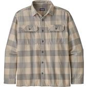 Patagonia M' S L/S NATURAL DYE FJORD FLANNEL SHIRT Herr -