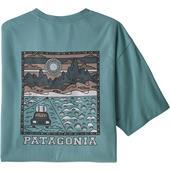 Patagonia M' S SUMMIT ROAD ORGANIC T-SHIRT Herr -