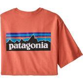 Patagonia M' S P-6 LOGO RESPONSIBILI-TEE Herr -