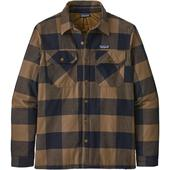 Patagonia M' S INSULATED ORGANIC COTTON MW FJORD FLANNEL SHIRT Herr -