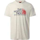 The North Face M S/S RUST 2 TEE Herr -