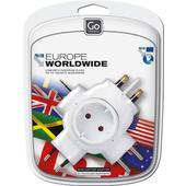 Go Travel WORLD ADAPTOR  -