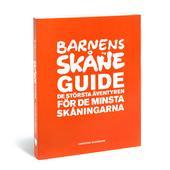 Calazo BARNENS SKÅNEGUIDE  -