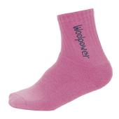 Woolpower KIDS SOCKS LOGO 400G Barn -