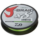 J-BRAID X8. 150M CHARTRUESE