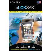 Loksak SMARTPHONE  XL VATTENTÄTT FODRAL 2-P 4x7 10,84x18,1 cm  -