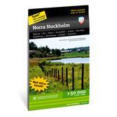 Calazo NORRA STOCKHOLM 1:50 000; 70x100  -