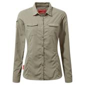Craghoppers NOSILIFE ADVENTURE LONG-SLEEVED SHIRT W Dam -