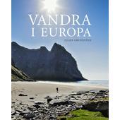 Bokförlaget Max Ström VANDRA I EUROPA  -