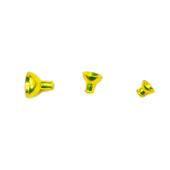 Frödin flies FITS TUNGSTEN TURBO TUBES - YELLOW MET  -