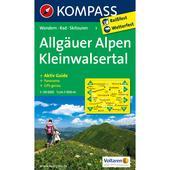 KOKA-3 Allgäuer Alpen - Kleinwalsertal