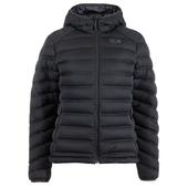 Stretch Down Hooded Jacket