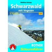 BvR Skitourenführer Schwarzwald/Vogesen