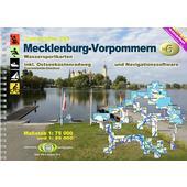 Tourenatlas Nr.6 Mecklenburg-Vorpommern