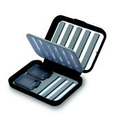 C& F Design SMALL 8-ROW NYMPHING FLY CASE W F.PAGE  -