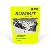 Summit to Eat SCRAMBLED EGG CHEESE  -