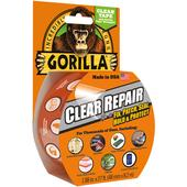 Gorilla GORILLA DUCT TAPE 8,2 CLEAR  -