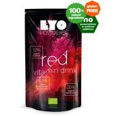 Lyo Powders RED VITAMIN DRINK  -