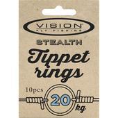 Vision TIPPET RINGS 20kg  -