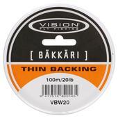 Vision BÄKKÄRI 100M WHITE 20LB  -