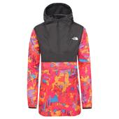 The North Face W PRINTED FANORAK Dam -