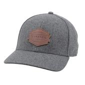 Simms WOOL LEATHER PATCH CAP Unisex -