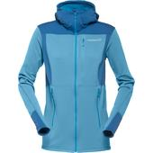 Norröna FALKETIND WARM1 STRETCH ZIP HOOD Dam -