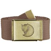 Fjällräven CANVAS BRASS BELT 4 CM Unisex -