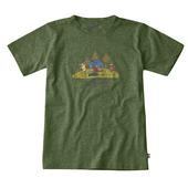 Fjällräven KIDS CAMPING FOXES T-SHIRT Barn -