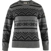 Fjällräven GREENLAND RE-WOOL PATTERN KNIT W Dam -