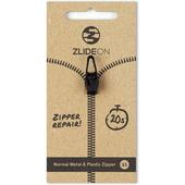 Zlideon NORMAL PLASTIC &  METAL ZIPPER XS  -