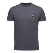 Black Diamond M POCKET LABEL TEE  -