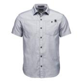 Black Diamond M SS SOLUTION SHIRT Herr -