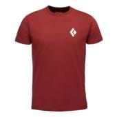 Black Diamond M SS EQUIPMNT FOR ALPINIST TEE  -