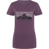 Black Diamond W SS RISE AND CLIMB TEE Dam -