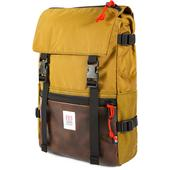 Topo Designs ROVER PACK - LEATHER Unisex -