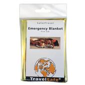 Travel Safe EMERGENCY BLANKET  -