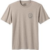 Prana WEEKEND WANDER T-SHIRT Herr -