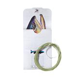 Patagonia SFF FLY LINE AND LEADER 20FT FOR 10FT 6IN &  11FT 6IN RODS  -