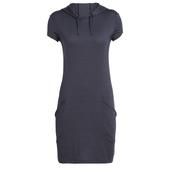 Icebreaker YANNI HOODED DRESS Dam -