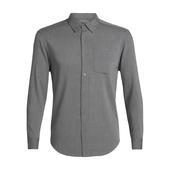 Icebreaker MENS STEVESTON LS FLANNEL SHIRT Herr -
